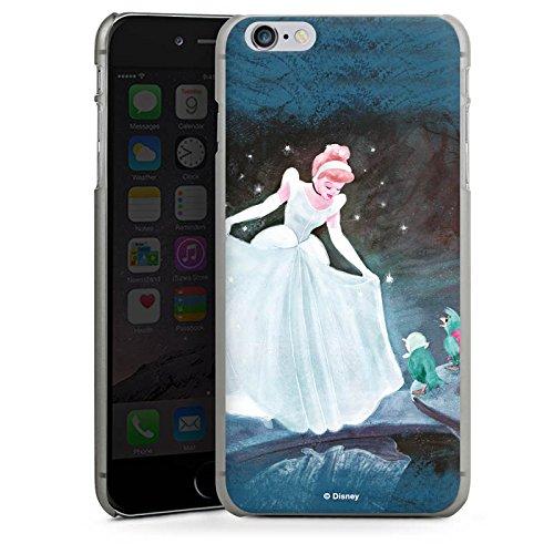 Apple iPhone 7 Plus Hülle Tough Case Schutzhülle Disney Cinderella Merchandise Geschenke Hard Case anthrazit-klar