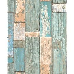 EW3402 - Urban Living multicolor tablas de madera Tablones Galerie fondo de pantalla