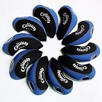 Callaway funda de palo de golf hierro 10pcs/set MT/C02 Azul