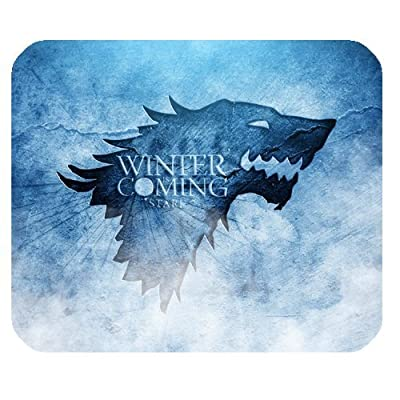 Game of Thrones Personalized Custom Gaming Mousepad Rectangle Mouse Mat / Pad Office Accessory And Gift Design-LL168
