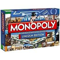 Monopoly - Vagón para modelismo ferroviario, de 2 a 6 jugadores (Winning Moves 21227) (versión en inglés)