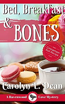BED, BREAKFAST, and BONES: A Ravenwood Cove Cozy Mystery - cheap UK light shop.
