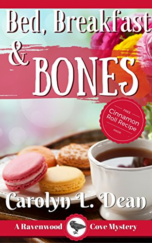 L/s Bone (BED, BREAKFAST, and BONES: A Ravenwood Cove Cozy Mystery (English Edition))