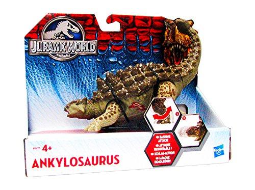 Jurasic World Figura Ankylosaurus (Hasbro B1273)