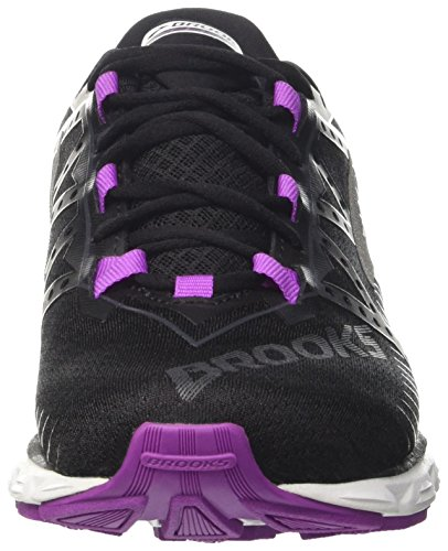 Brooks Damen Neuro 2 Laufschuhe Mehrfarbig (Black/purplecactusflower/white)