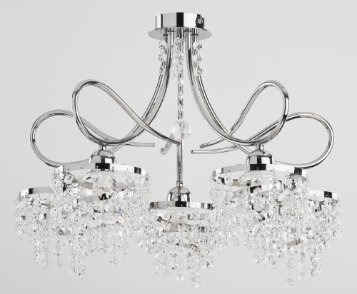 ALFA DIANA 5 Ceiling Lights Chandeliers