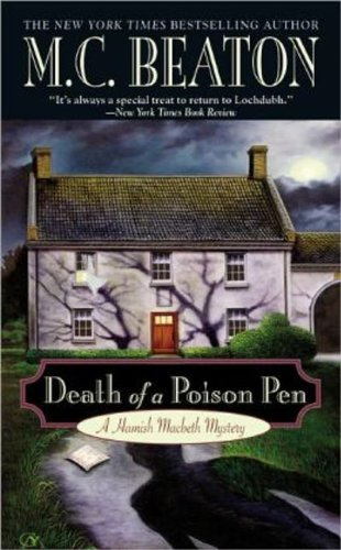 Death of a Poison Pen (Hamish Macbeth Mystery)