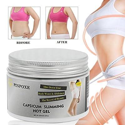 Cellulite Cream, Firming Cream, Anti Cellulite Cream, Fat Burner cream, for Thighs, Buttocks, Tummy, Warming Natural Cellulite Cream, Firm Your Skin And Reduce The Appearance Of Cellulite, 120ml …