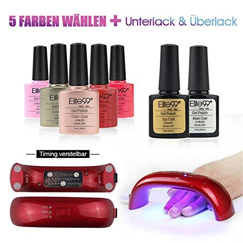 elite99-nagellack-set-farblack-uv-lampe-5-farblack-nagelstudio-sets-1x-uv-lampe-fuer-naegellack-5x-f