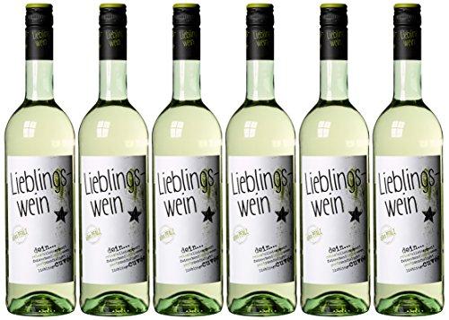Lieblingswein Cuvee weiß Halbtrocken (6 x 0.75 l)