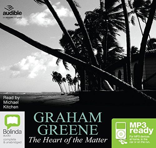 The Heart of the Matter por Graham Greene