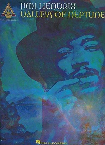 Jimi Hendrix: Valleys of Neptune Guit. Tab.