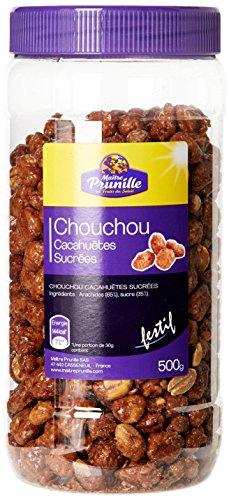 Maitre Prunille Chouchou Cacahuètes Sucrées 500g