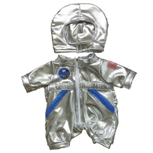 Astronaut - Teddy Outfit Kleidung für 40cm Teddybären und Build-a-Bear (Astronauten Outfits)