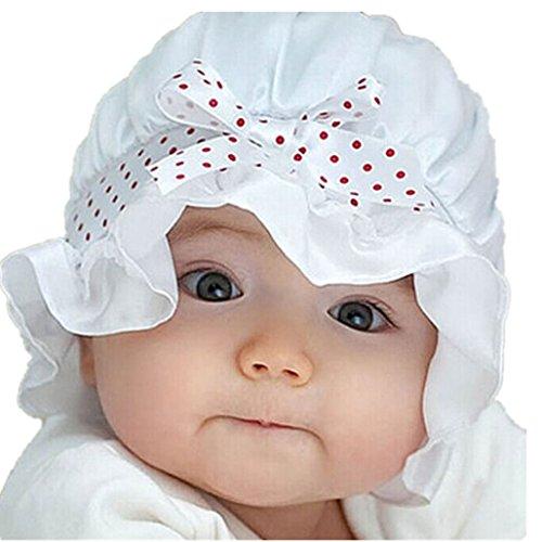 Army Kostüm Boy Grüne - Baseball Kappe fürs Kleinkind,OYSOHE Neueste Neugeborenes Baby Boy Sommer Sun Polka Dots Beanie Hut Mütze 2-12 Monate (Einheitsgröße, Weiß)