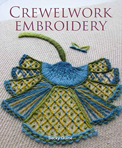 Crewelwork Embroidery (English Edition) Scottish Lace