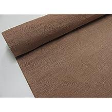 Confección Saymi - Metraje 0,50 mts. tejido Chenilla color Canela con ancho 2,80 mts.