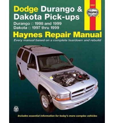 dodge-durango-and-dakota-pick-ups-1997-1999-automotive-repair-manual-author-jeff-kibler-published-on