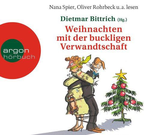 Buchseite und Rezensionen zu 'Weihnachten mit der buckligen Verwandtschaft' von Dietmar Bittrich