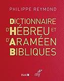 dictionnaire d h?breu et d aram?en bibliques