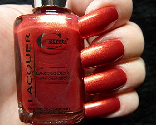 Cesars Lack Nr. 01 (SEXSEA rot metallic light)