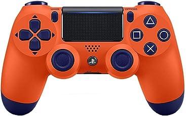 PlayStation 4 - DualShock 4 Wireless Controller, Sunset Orange