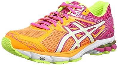 ASICS GT-1000 3, Women's Training Running Shoes, Orange