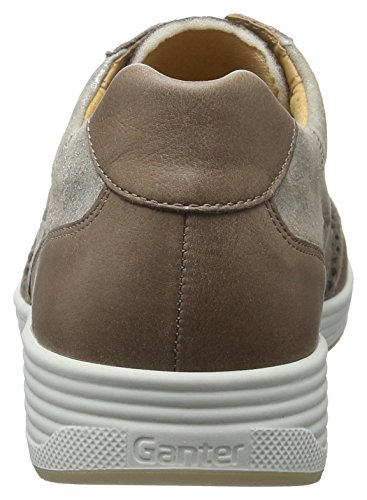 Ganter Damen Sensitiv Klara-k Derby Beige (Taupe)