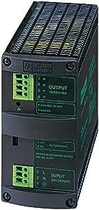 Bloc d'alimentation Murr Elektronik 2phases 857726340–460Vac/24V/10A DC approvisionnement 4048879076395