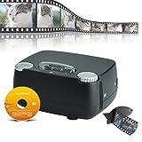 Scanner digitale negativo / positivo con fotocamera digitale ad alta risoluzione 1800/3600 DPI da 35 mm 135 immagine