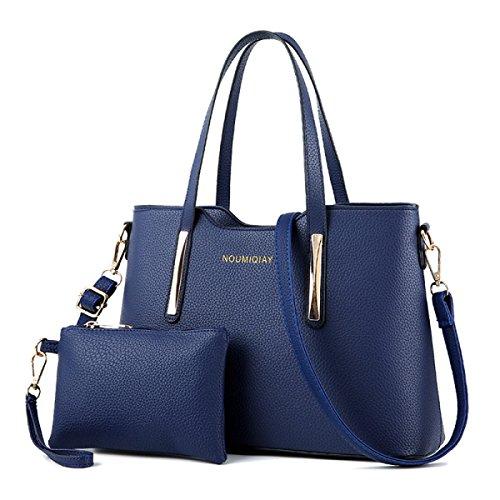 Dame Handbag Schultertasche Einfache Modische Mode Elegante Moderne Mutter Tasche E