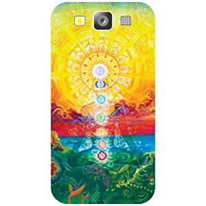 Via flowers Back Cover For Samsung S3 Traditional Multi Color