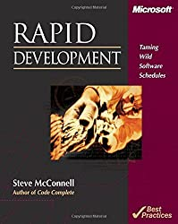 Rapid Development: Taming Wild Software Schedules by Steve McConnell (1996-07-12)