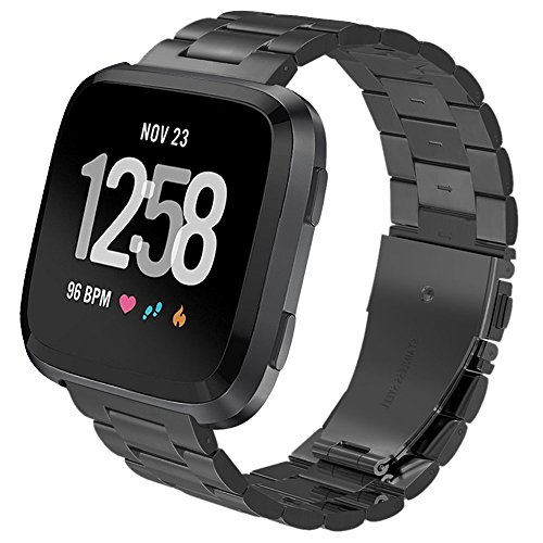 PUGO TOP Correa para Fitbit Versa Watch