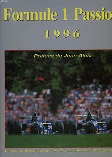 Formule 1 passion, 1996