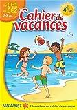 Cahier de vacances du CE1 au CE2 - 7-8 ans