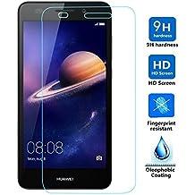 ELTD Huawei Y6 II Pro pellicola protettiva, tempered Glass Pellicola Protettiva Schermo per Huawei Y6 II Pro, Glass