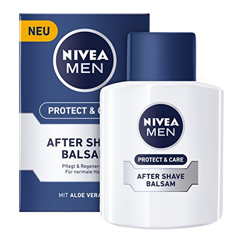 Nivea Men Protect & Care After Shave Balsam, 1er Pack (1 x 100 ml)
