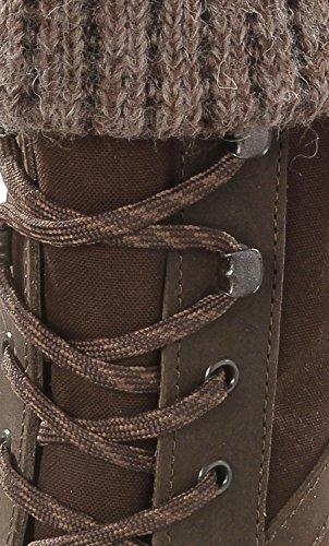 Hanwag donna inverno scarpe (marrone)
