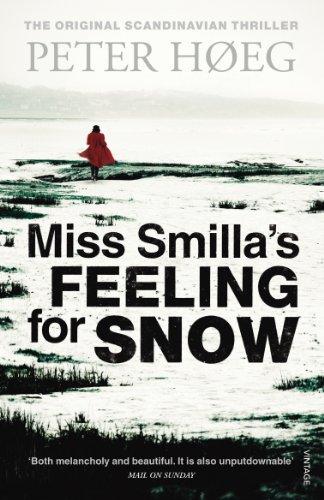Miss Smilia's Feeling for Snow