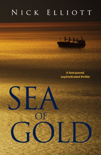 Book cover image for Sea of Gold (The Angus McKinnon Series Book 1)