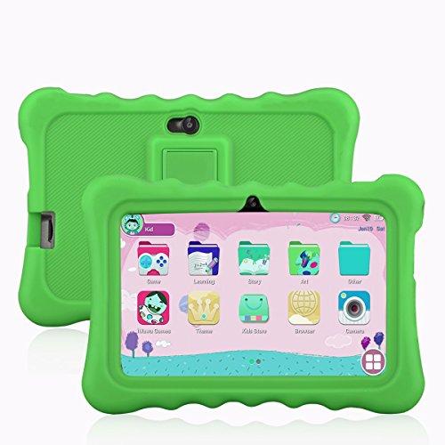 Ainol Q88 - 7 Zoll Kids Tablet PC (Android 4.4, 1024*600 pixel, 8 GB, unterstützt 3G, Allwinner A33 Dual core, Cortex A7 1.2GHz, dual Kamera, WIFI) (grün)