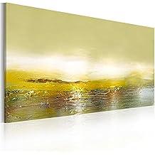 100% pintados a mano – cuadro pintado a mano + fotos directamente del artista + pintura + pinturas de paredes modernas + disenos únicos e irrepetibles – cuadro en lienzo abstracción 120x60 0101-31_MK