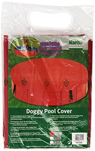 Artikelbild: Karlie Flamingo 31891 Abdeckung für Hundepool Doggy Pool, 78 x 8 cm für Doggy Pool Art 31886, , rot