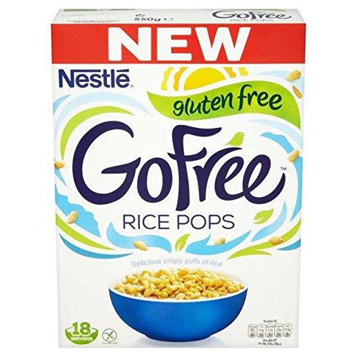 Nestle Gluten Free