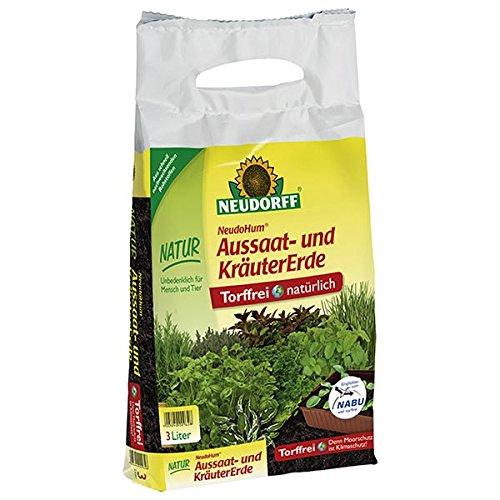 Neudorff neudoHum serre à semis et boutures 3 l
