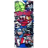 Buff Avengers Time Tubular Original Junior, Unisex niños, Multi, Talla única