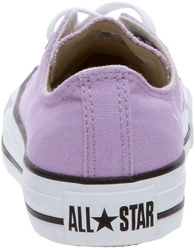Converse Chuck Taylor All Star Season Ox, Unisex Sneaker Violett/Lupine