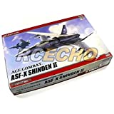 RCECHO® Hasegawa Figure & Anime 1/72 ACE Combat ASF-X Shinden II CW03 64503 H6403 with RCECHO® Full Version Apps Edition