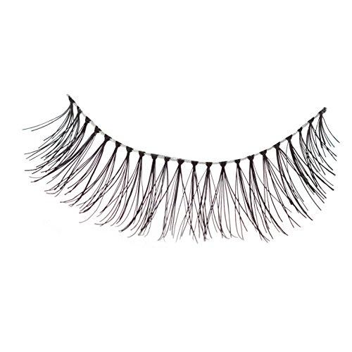 Lazy Lashes 100% Human Hair False Eyelashes - Diana
